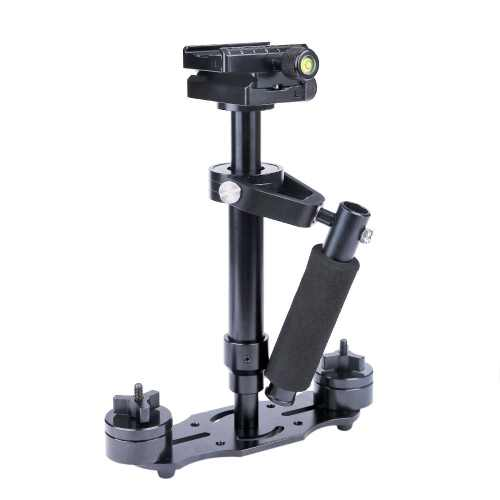 CISNO Pro S40 Handheld Stabilizer for Camcorder