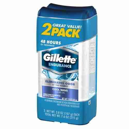 Gillette Endurance