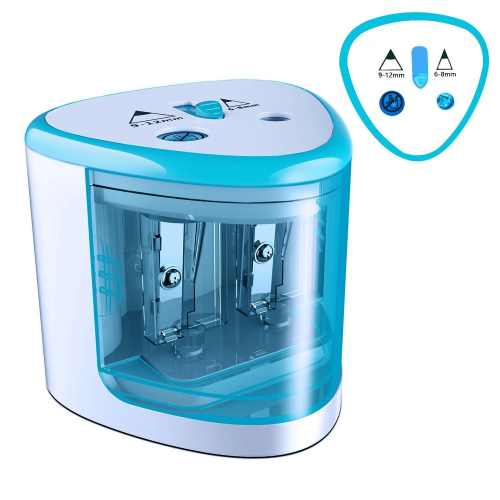 MROCO Battery Operated Electric Pencil Sharpener