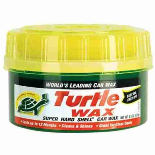 Turtle Wax Super Hard Shell Paste Wax