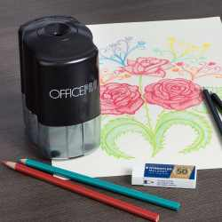 best electric pencil sharpener review guide - featured image
