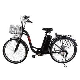 NAKTO 26 Inch City Electric Bicycle Ebike