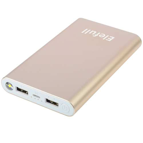 Elefull Thin Portable Power Bank